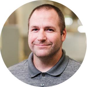 Mark Javurek, Process Engineer of Forest City Gear